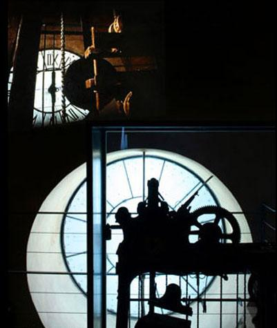 Orologi e macchinari