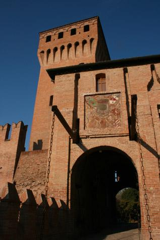 Esterni del Castello di Formigine