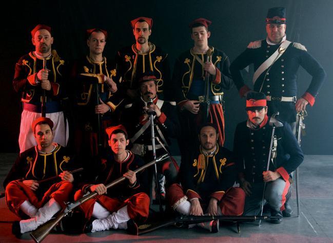 Soldati della battaglia di Magenta