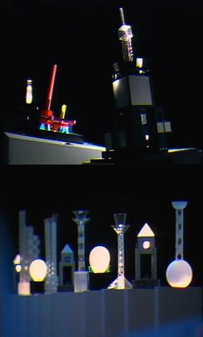 Prototipi architettonici di Matteo Thun