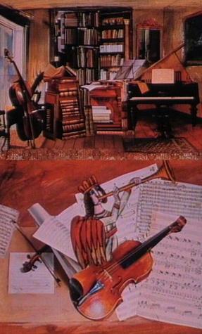 Illustrazioni di Emanuele Luzzati del libro di Claudio Abbado