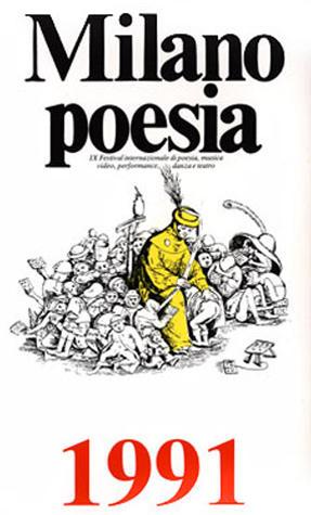 Milano poesia 91