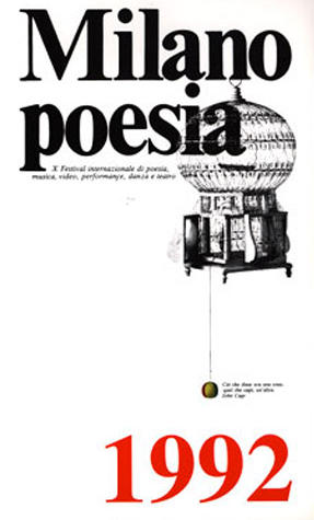 Milano poesia 92