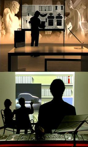 Workshop con Michele De Lucchi, Stefano Marzano, Mario Trimarchi