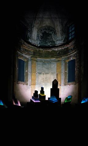 Mostra di Brian Eno