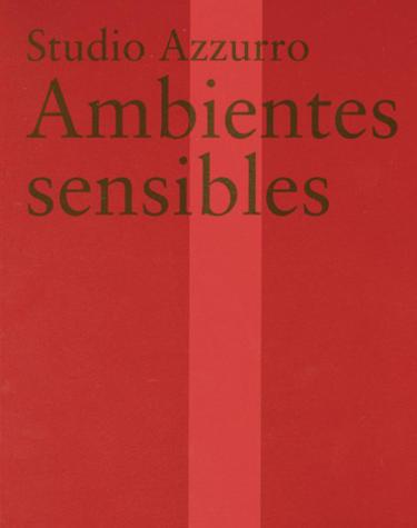Copertina del volume Ambientes sensibles