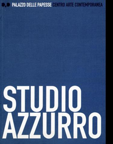 Copertina del volume Caveau. Studio Azzurro