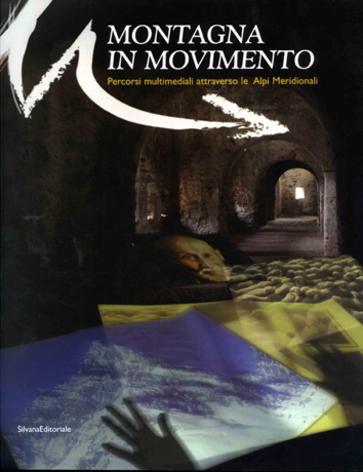 Copertina del catalogo di Montagna in movimento