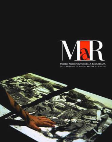Copertina del catalogo del Museo Audiovisivo della Resistenza