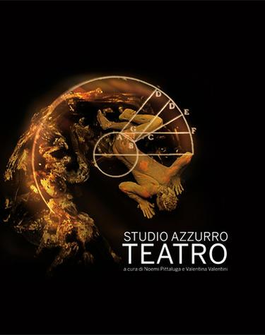 Copertina del volume Studio Azzurro. Teatro