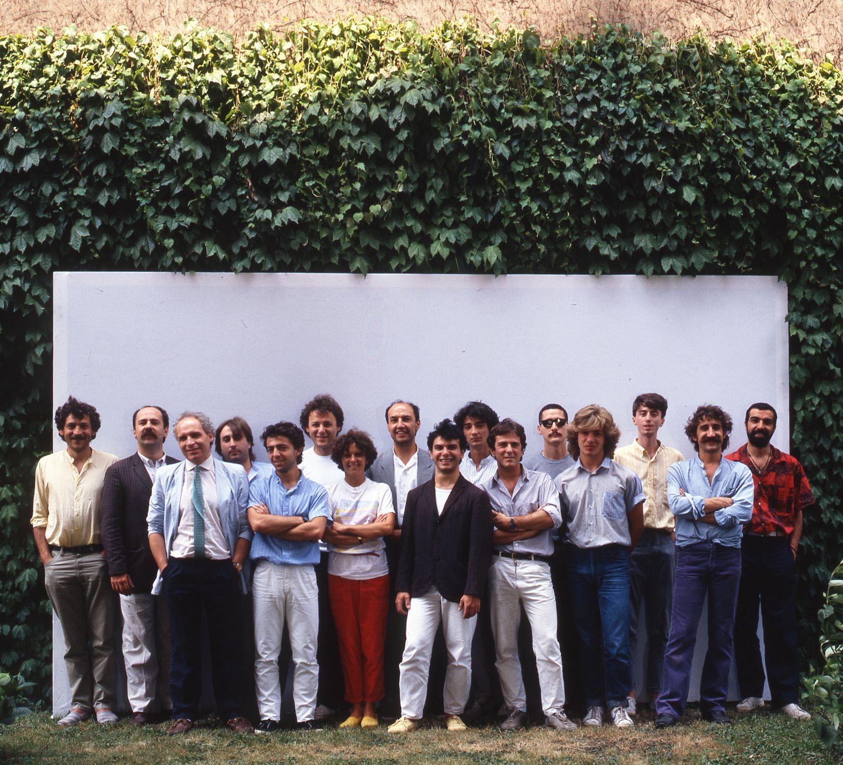 Studio Azzurro nel 1982