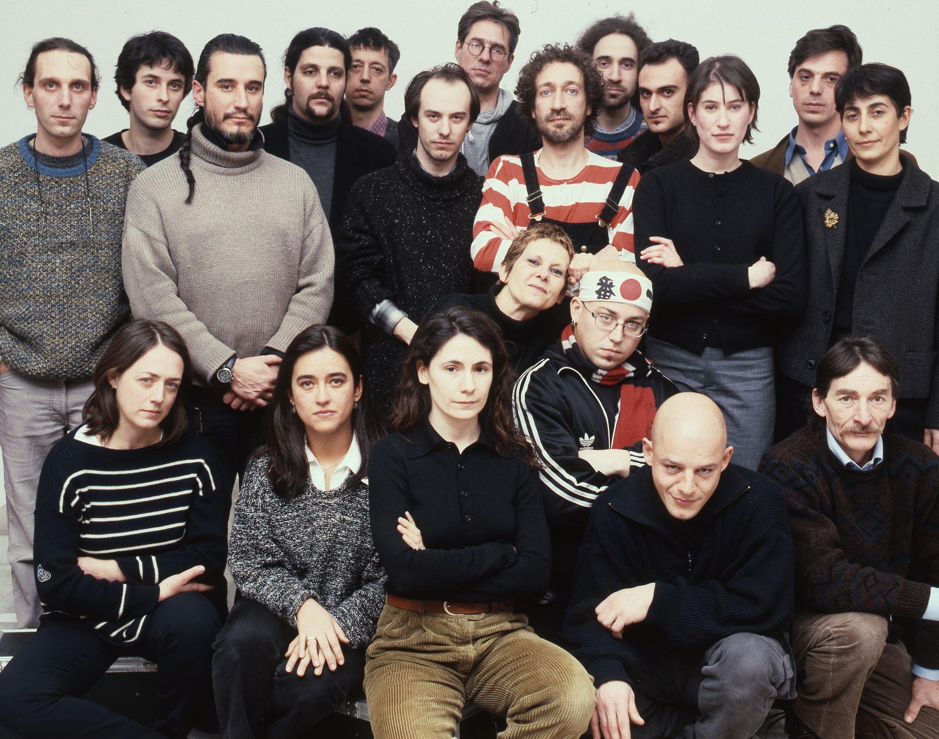 Studio Azzurro nel 1998