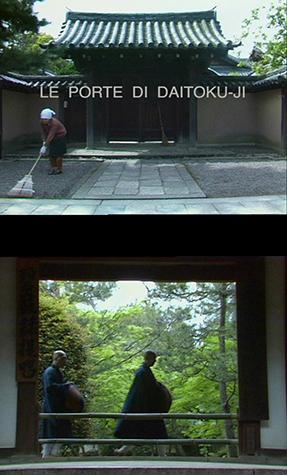 Le porte di Daitoku-ji